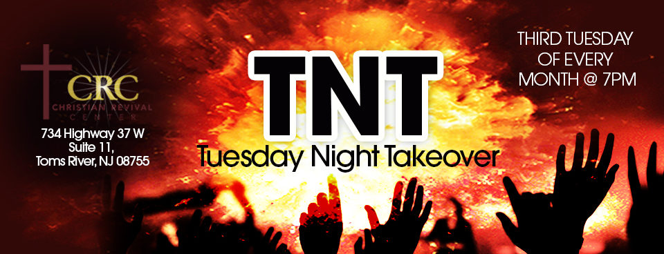 Tuesday Night Takeover