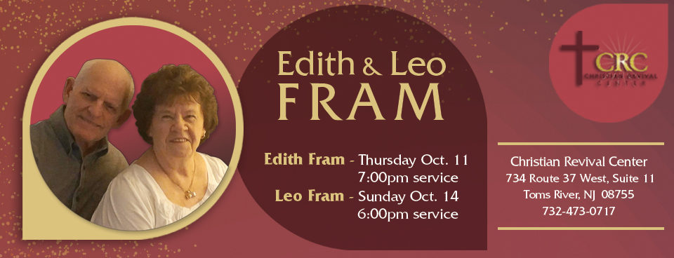 Edith and Leo Fram